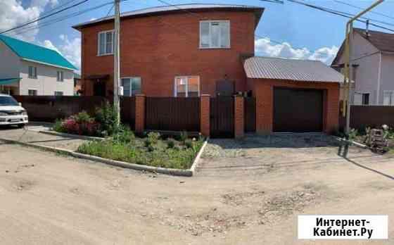 Таунхаус 98 м² на участке 3 сот. Новосибирск