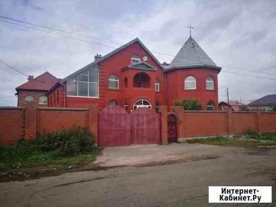 Коттедж 583 м² на участке 16 сот. Екатеринбург