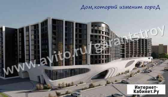 2-комнатная квартира, 58.8 м², 6/10 эт. Нальчик