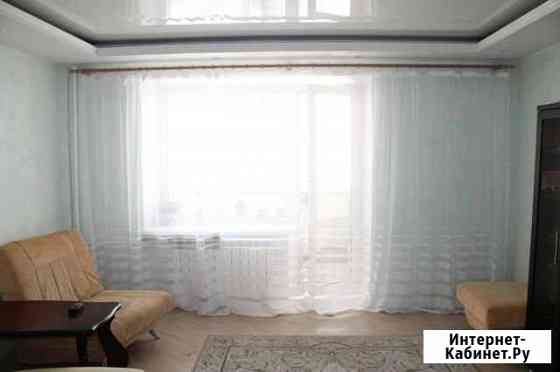 3-комнатная квартира, 72.4 м², 1/10 эт. Тюмень