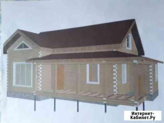 Дом 110 м² на участке 11 сот. Котлас