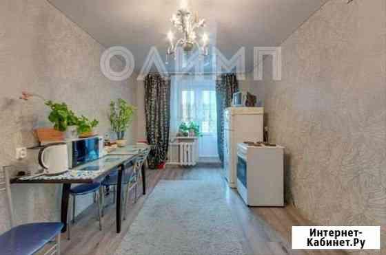 2-комнатная квартира, 56.6 м², 1/9 эт. Вологда