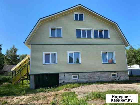 Дом 220 м² на участке 15 сот. Псков
