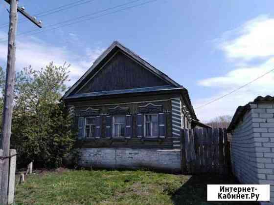 Дом 48.7 м² на участке 24 сот. Красный Гуляй