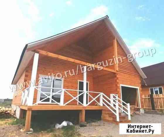Дом 140 м² на участке 8 сот. Хомутово