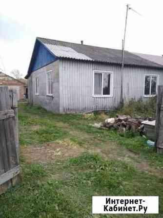 Дом 54 м² на участке 10 сот. Омск