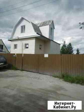 Дом 90 м² на участке 7 сот. Сургут