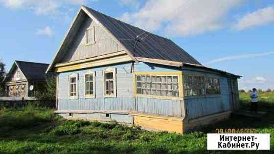 Дом 36 м² на участке 32 сот. Гагарин