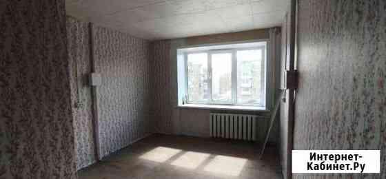 Комната 18 м² в 1-ком. кв., 3/5 эт. Старица