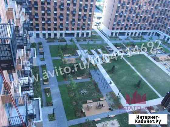2-комнатная квартира, 69.4 м², 13/33 эт. Москва