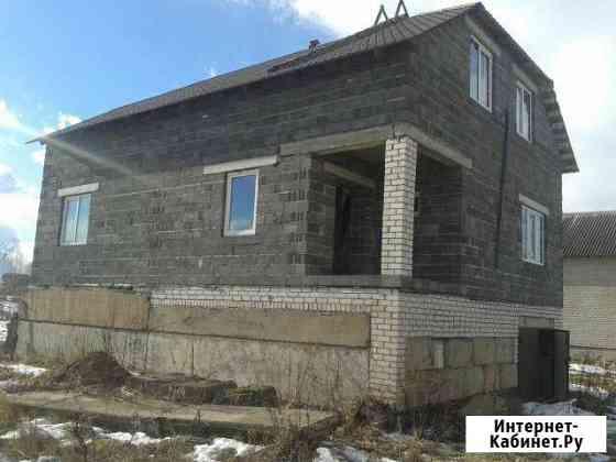 Дом 300 м² на участке 12 сот. Рудня