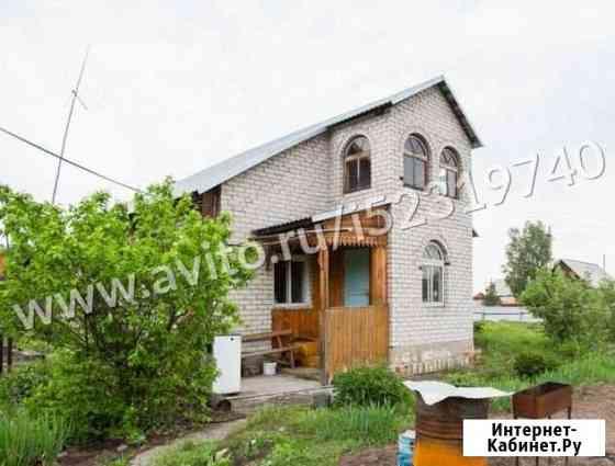 Дом 86.7 м² на участке 15 сот. Павловск