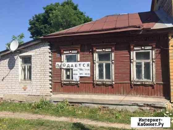 Дом 113.6 м² на участке 6.7 сот. Спасск-Рязанский