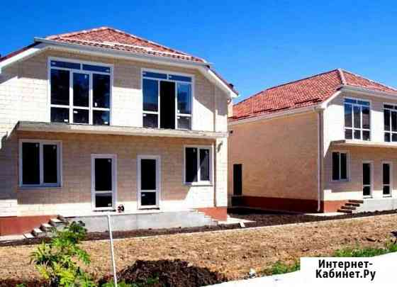 Дом 100 м² на участке 2 сот. Краснодар