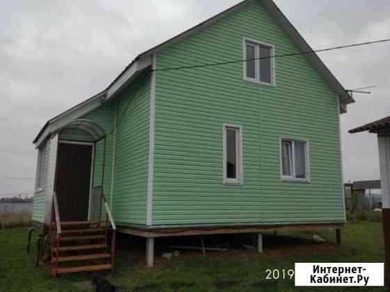 Дом 85 м² на участке 7 сот. Краснозаводск