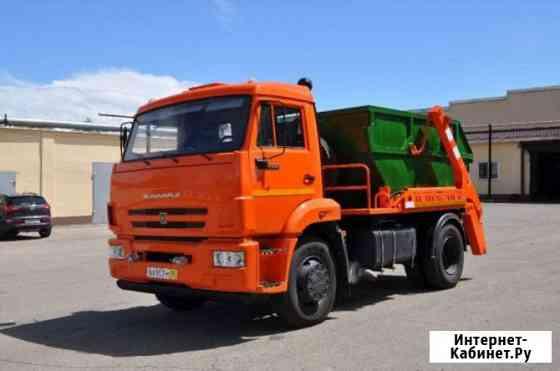 Вывоз строительного мусора по Крыму. I - V класса опасности Симферополь