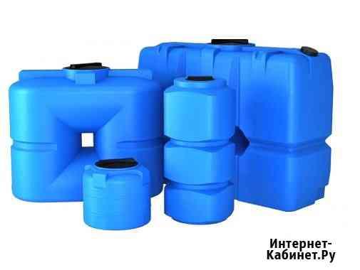 Пластиковые емкости - любые Тула