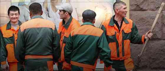 Работа для мигрантов в Санкт-Петербурге и области Санкт-Петербург
