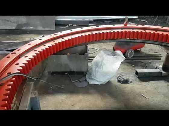 Резиновый уплотнитель для опорно-поворотного устройства башенного крана Москва