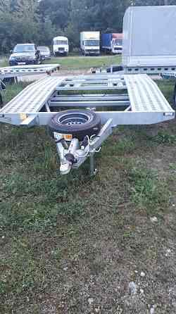 Прицеп-лафета для перевозки авто или спецтехники Нижневартовск