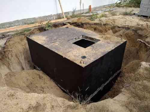 Погреб монолитный, смотровая яма, строительство, ремонт Красноярск