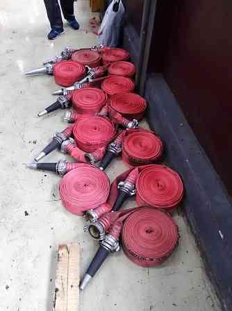 Установка для намотки пожарных рукавов в скатку и перекатки на новое ребро ЮНИОР Нижний Новгород