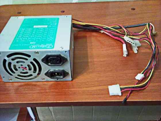 Блок питания для компьютера Linkworld 200W Самара