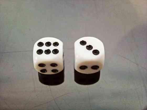 Кубики для настольных игр Самара