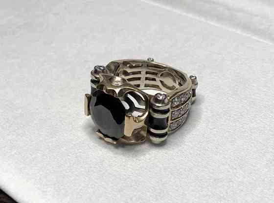 Мужское золотое кольцо Севастополь