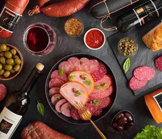 Предлагаем колбасы и деликатесы Казань