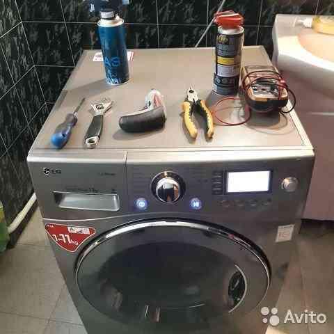 Ремонт стиральных машин на дому Волгоград