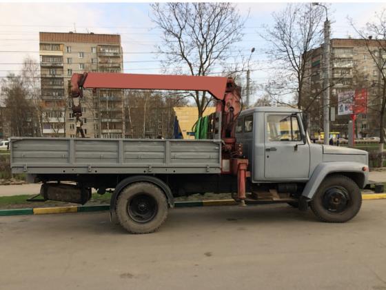 Услуги манипулятора Нижний Новгород