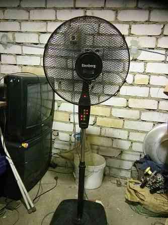 Вентилятор 3х скоростной с пультом Волгоград