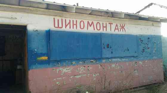 Шиномонтажный вагончик Красноперекопск