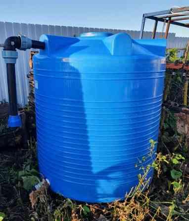 Емкости для воды и ГСМ б/у из под воды от 2000 литров Москва