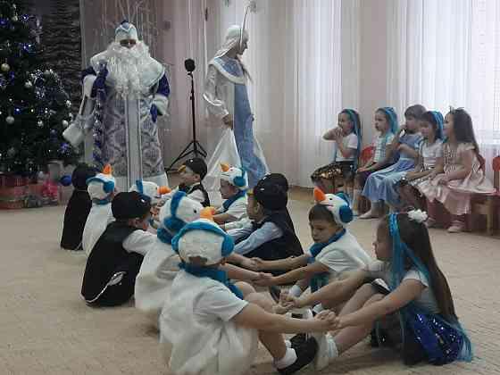 Дед Мороз и Снегурочка в детский сад, на дом Москва