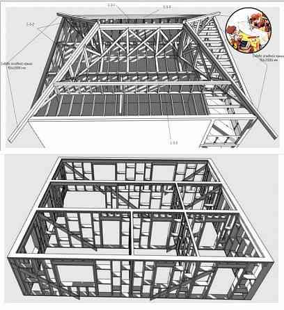 Услуги по проектированию деревянных домов Волгодонск