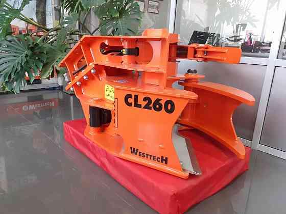 Продается валочная головка на экскаватор Woodcracker Cl 260 Саратов