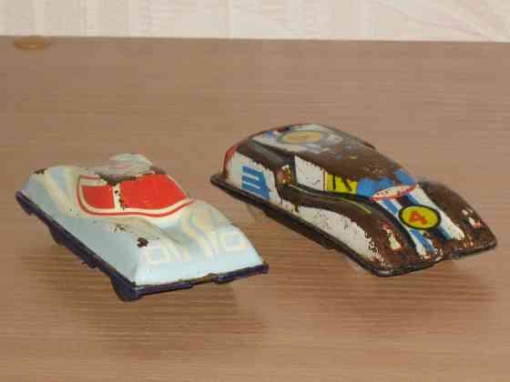 Спортивные автомобили СССР 2 шт. жестяные клеймо цена Москва