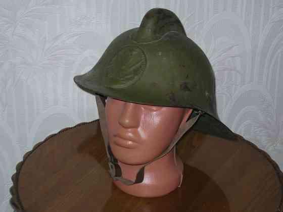 Шлем пожарного, СССР. 50-е г Москва
