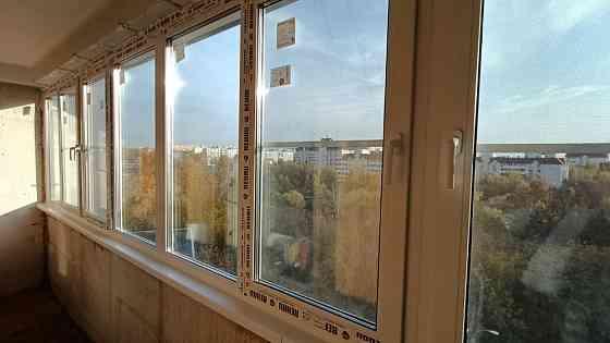 Окна ПВХ- остекление балконов Москва