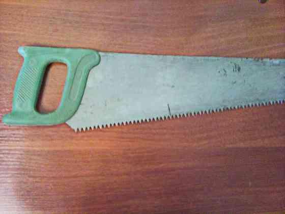 Ножовка по дереву, СССР Самара