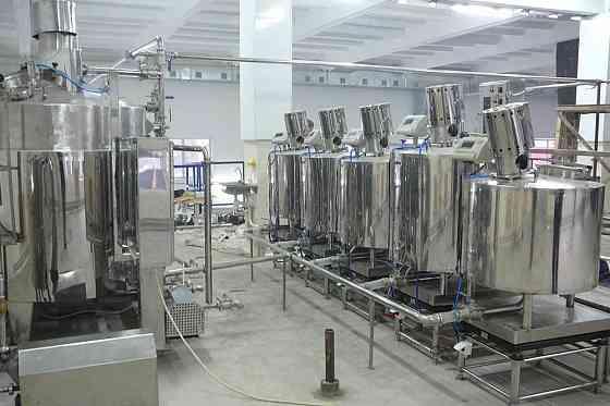 Молочное Оборудование, Сыроварни, ВДП, Маслоизготовители, Линии. Завод Гранд Краснодар