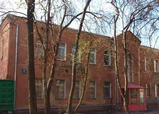 Отдельно стоящее здание Москва