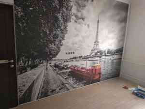 Штукатурка стен. Поклейка обоев. Покраска стен Хабаровск