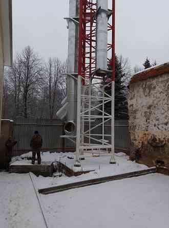 Строим котельные под ключ Новосибирск