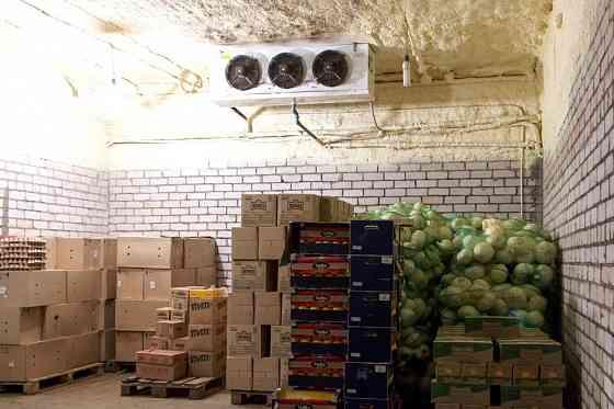 Холодильные установки для овощей и фруктов Симферополь
