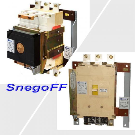 Автоматические выключатели серии АВ2М Краснодар