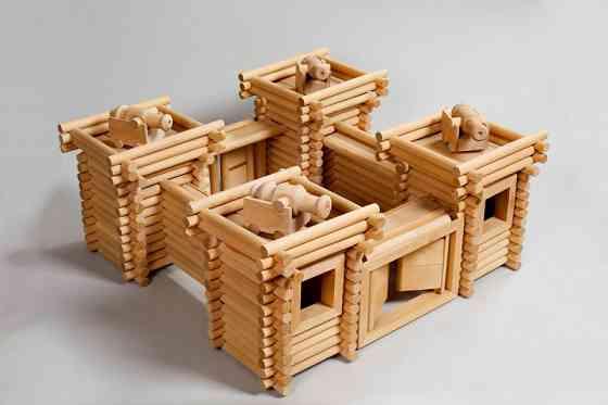 Производство деревянных конструкторов на заказ Москва