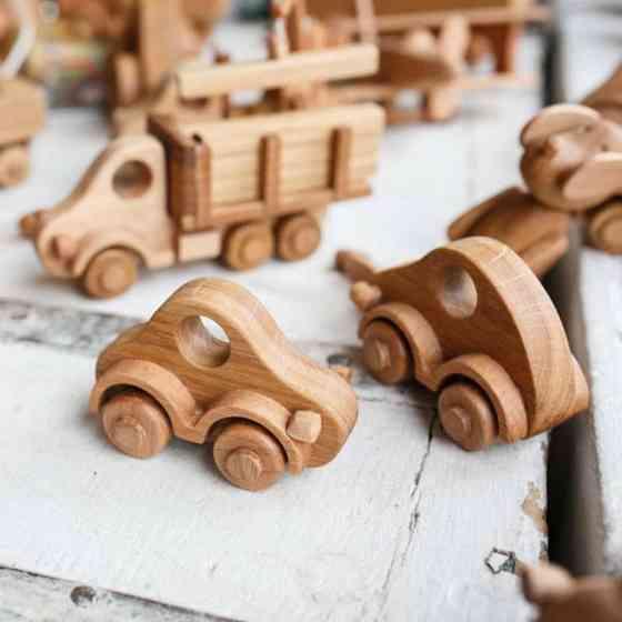 Деревянные игрушки на заказ Москва